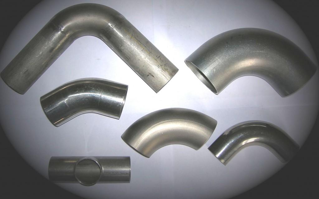 Segatrice per taglio tubi curvi produzione